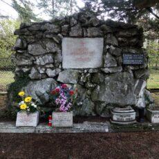 Spomenik talcem na Opčinah